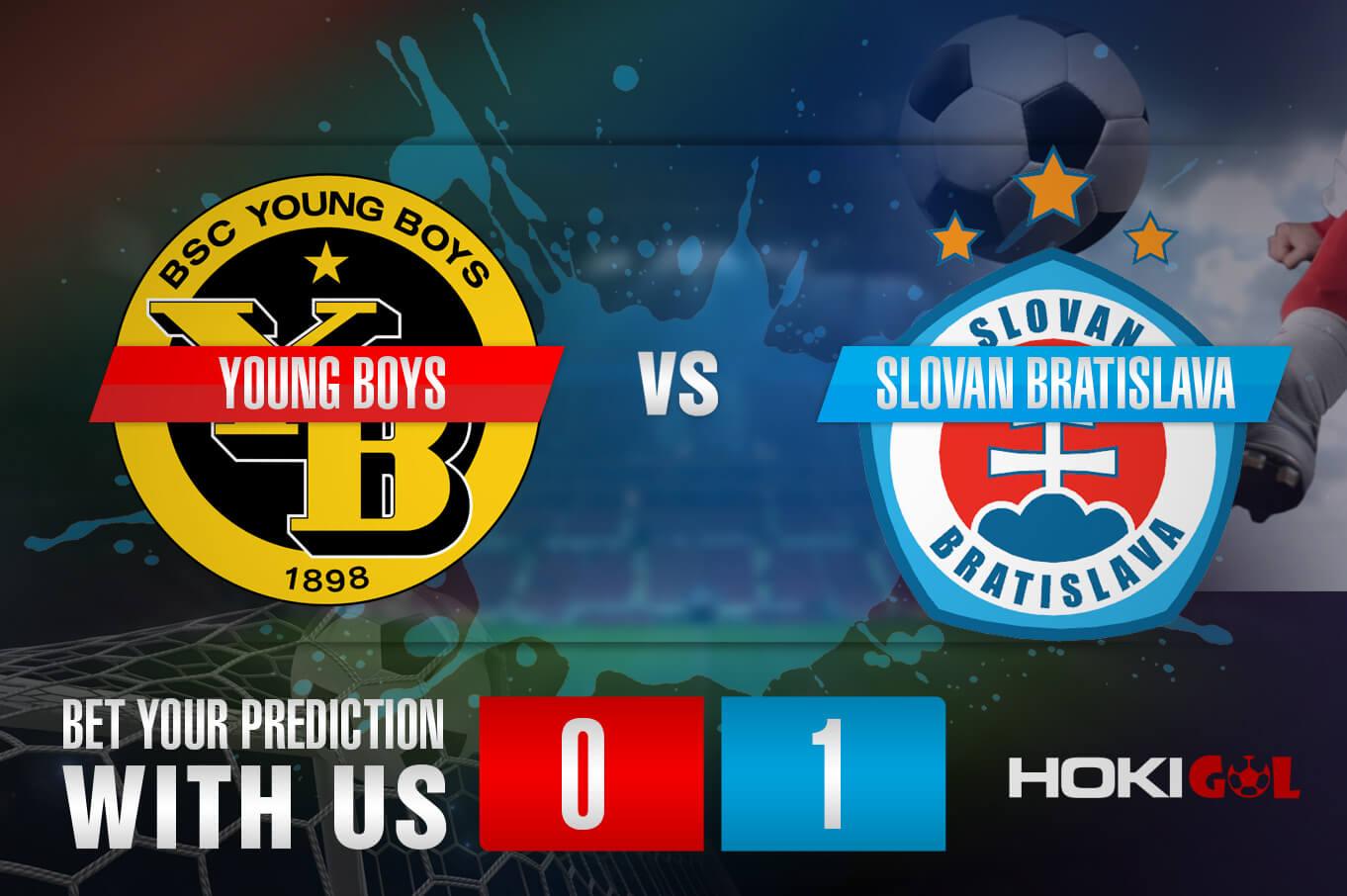 Prediksi Bola Young Boys Vs Slovan Bratislava 29 Juli 2021