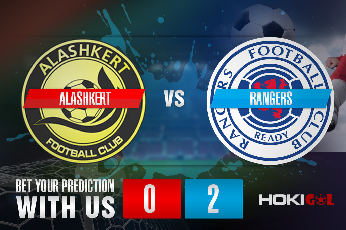 Prediksi Bola Alashkert Vs Rangers 26 Agustus 2021
