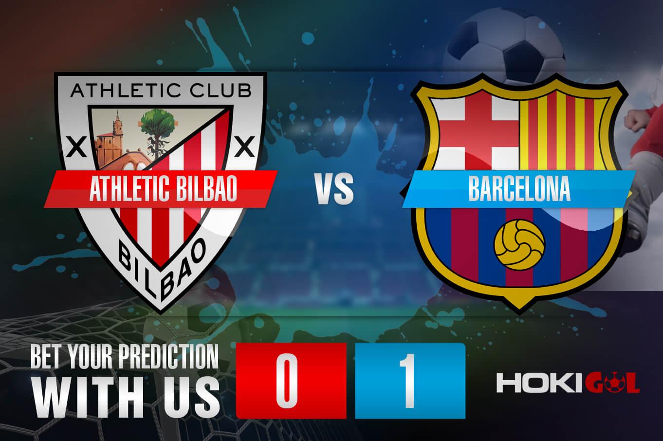 Prediksi Bola Athletic Bilbao Vs Barcelona 22 Agustus 2021