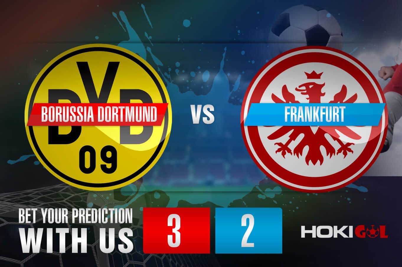 Prediksi Bola Borussia Dortmund Vs Frankfurt 14 Agustus 2021
