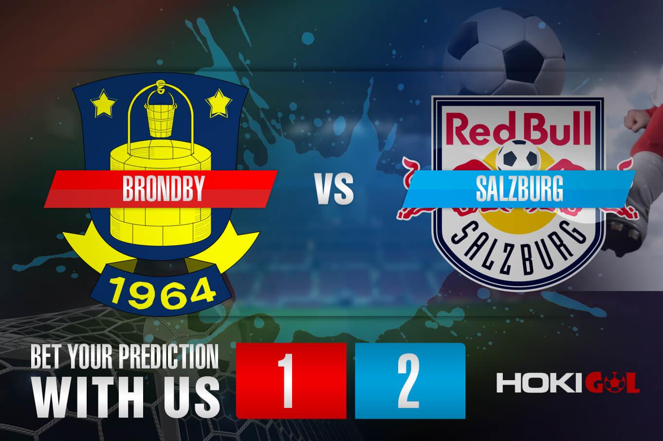 Prediksi Bola Brondby Vs Salzburg 26 Agustus 2021