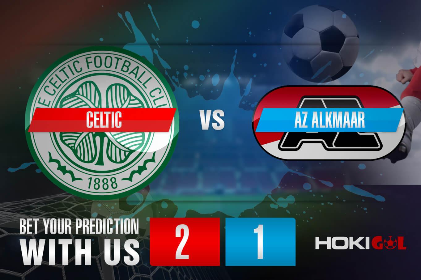 Prediksi Bola Celtic Vs AZ Alkmaar 19 Agustus 2021