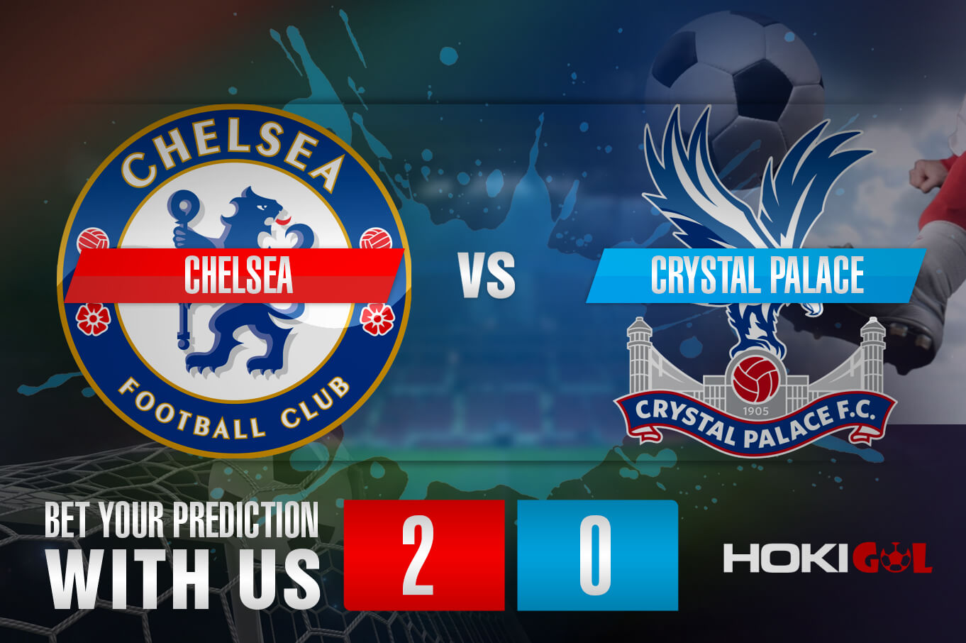 Prediksi Bola Chelsea Vs Crystal Palace 14 Agustus 2021