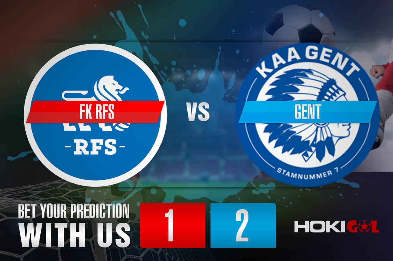 Prediksi Bola FK RFS Vs Gent 13 Agustus 2021
