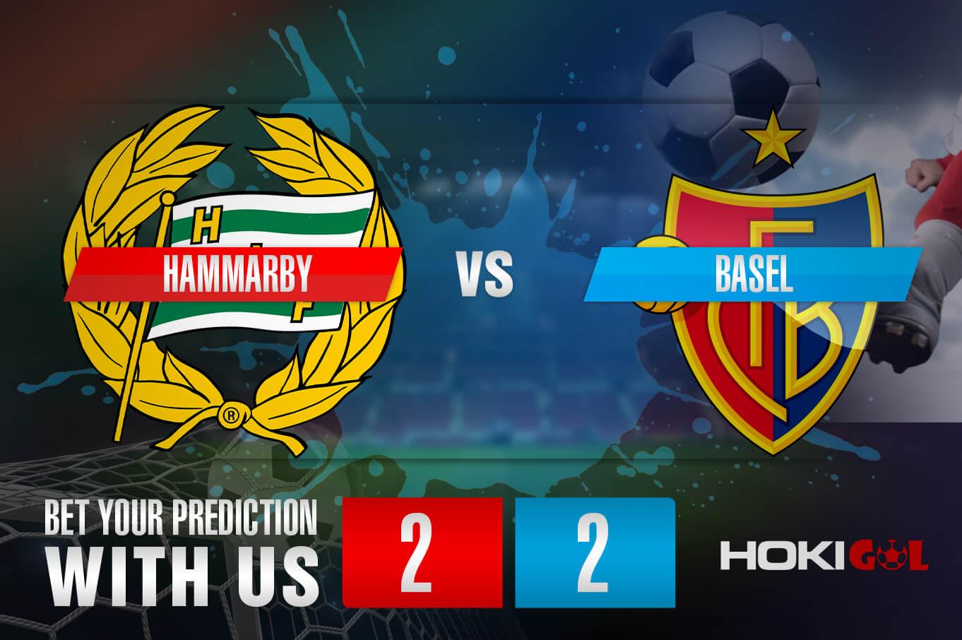 Prediksi Bola Hammarby Vs Basel 27 Agustus 2021