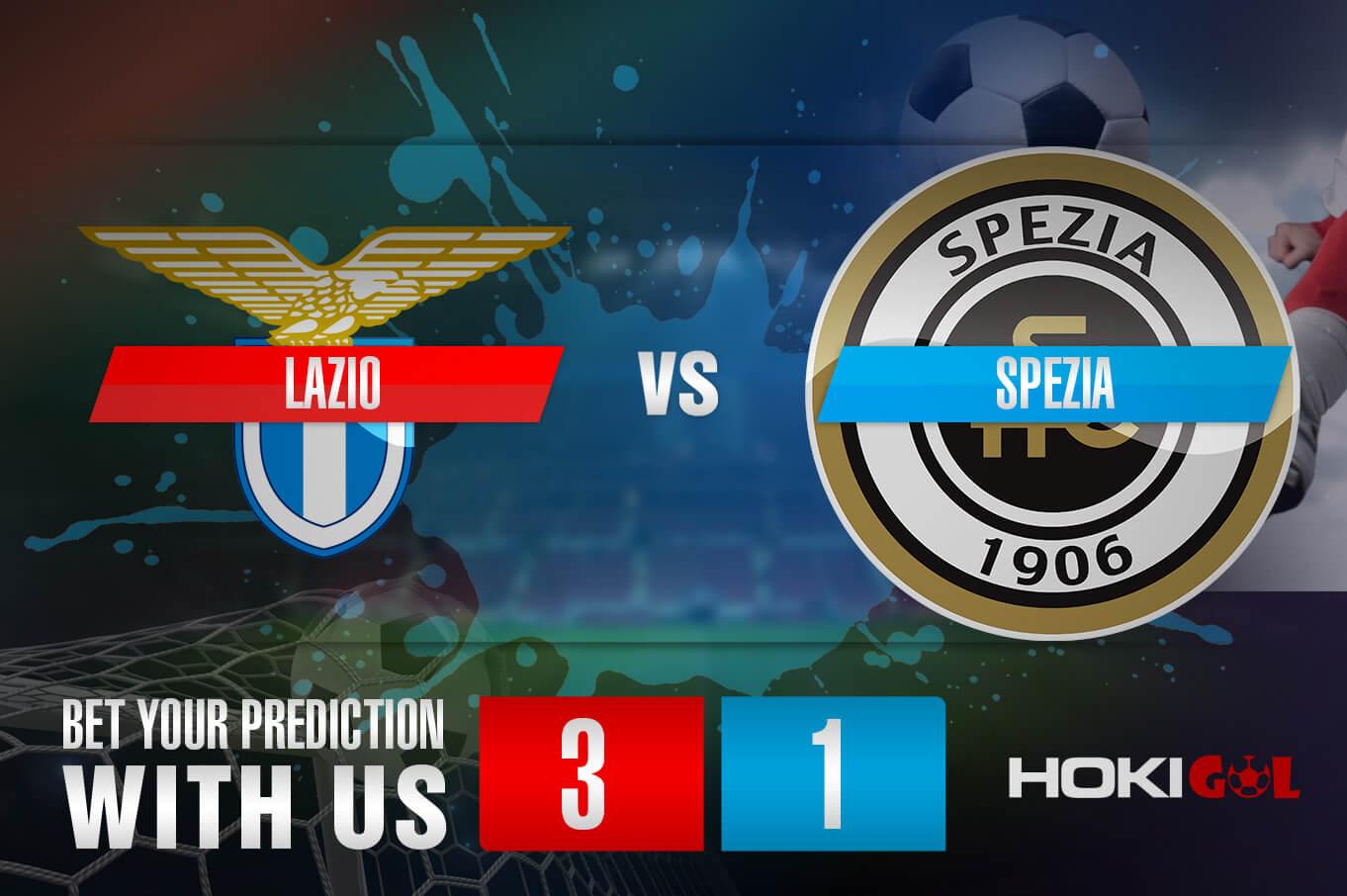 Prediksi Bola Lazio Vs Spezia 28 Agustus 2021