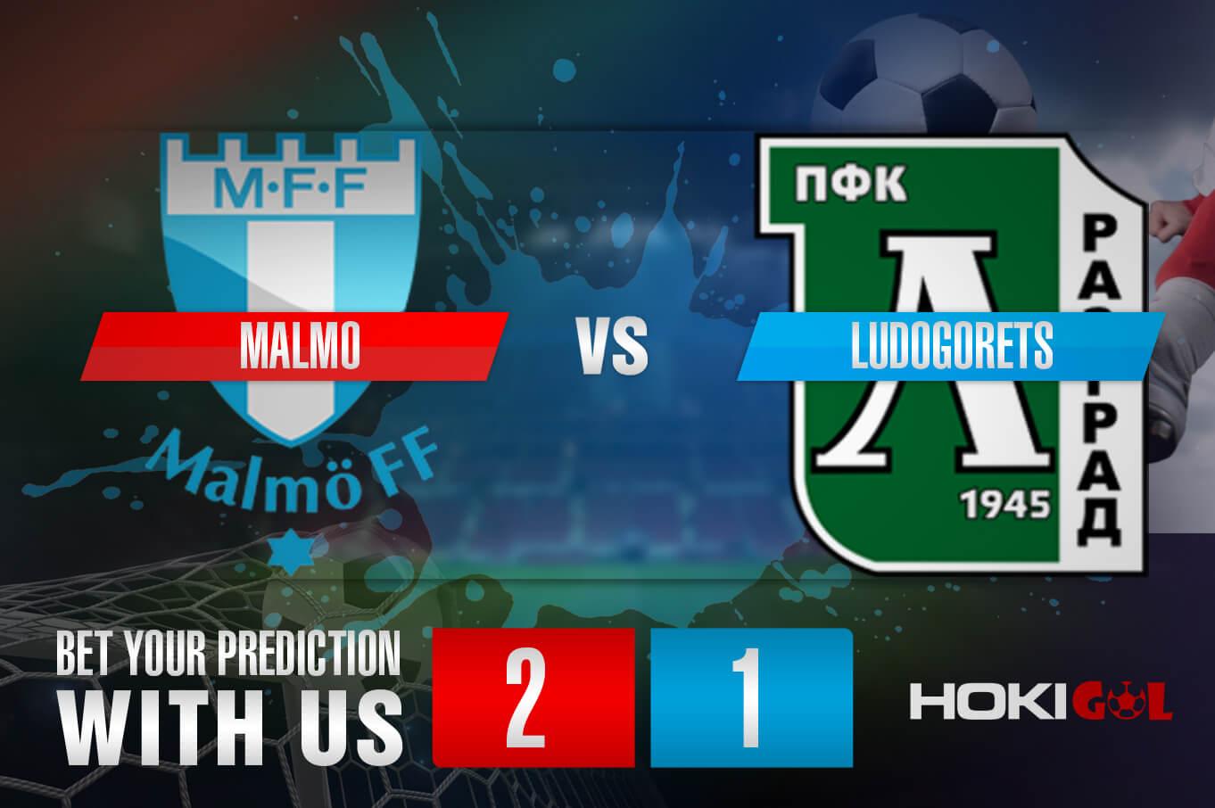 Prediksi Bola Malmo Vs Ludogorets 19 Agustus 2021