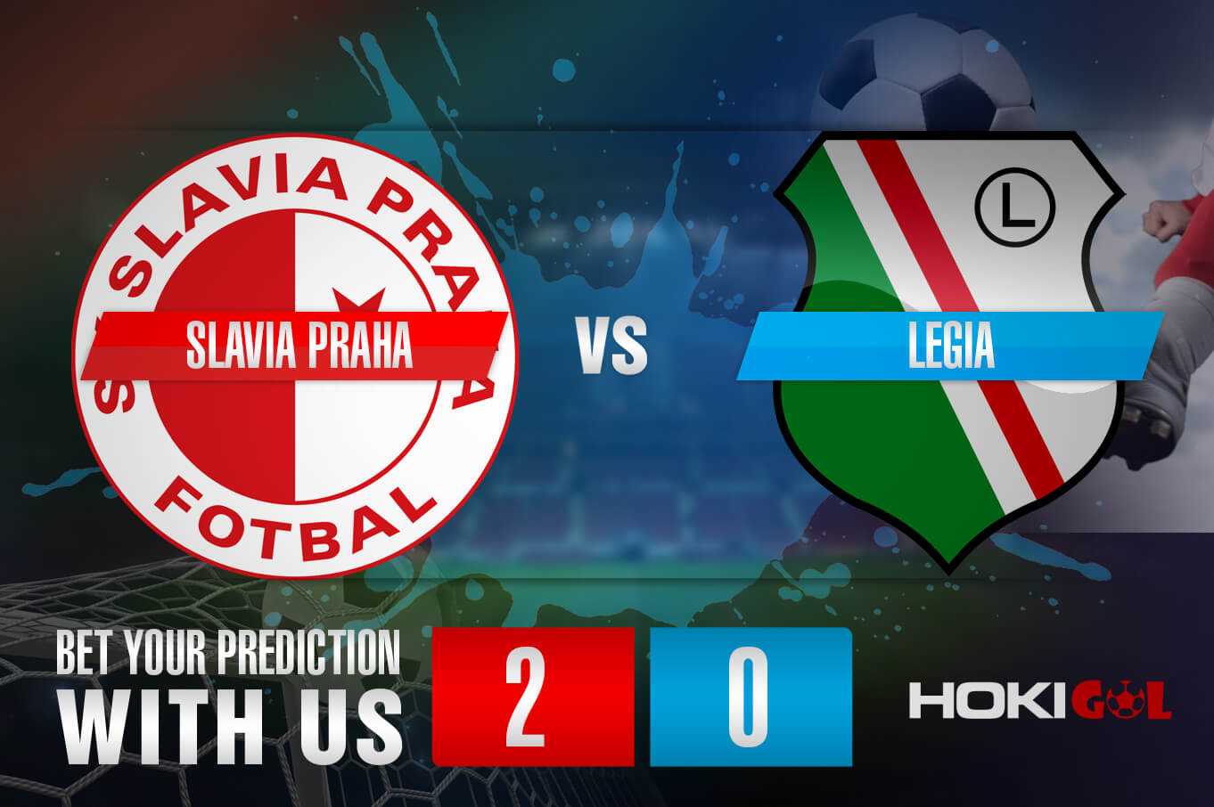 Prediksi Bola Slavia Praha Vs Legia 20 Agustus 2021