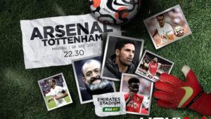 Jelang Arsenal Vs Tottenham, Spurs Dominasi Head to Head