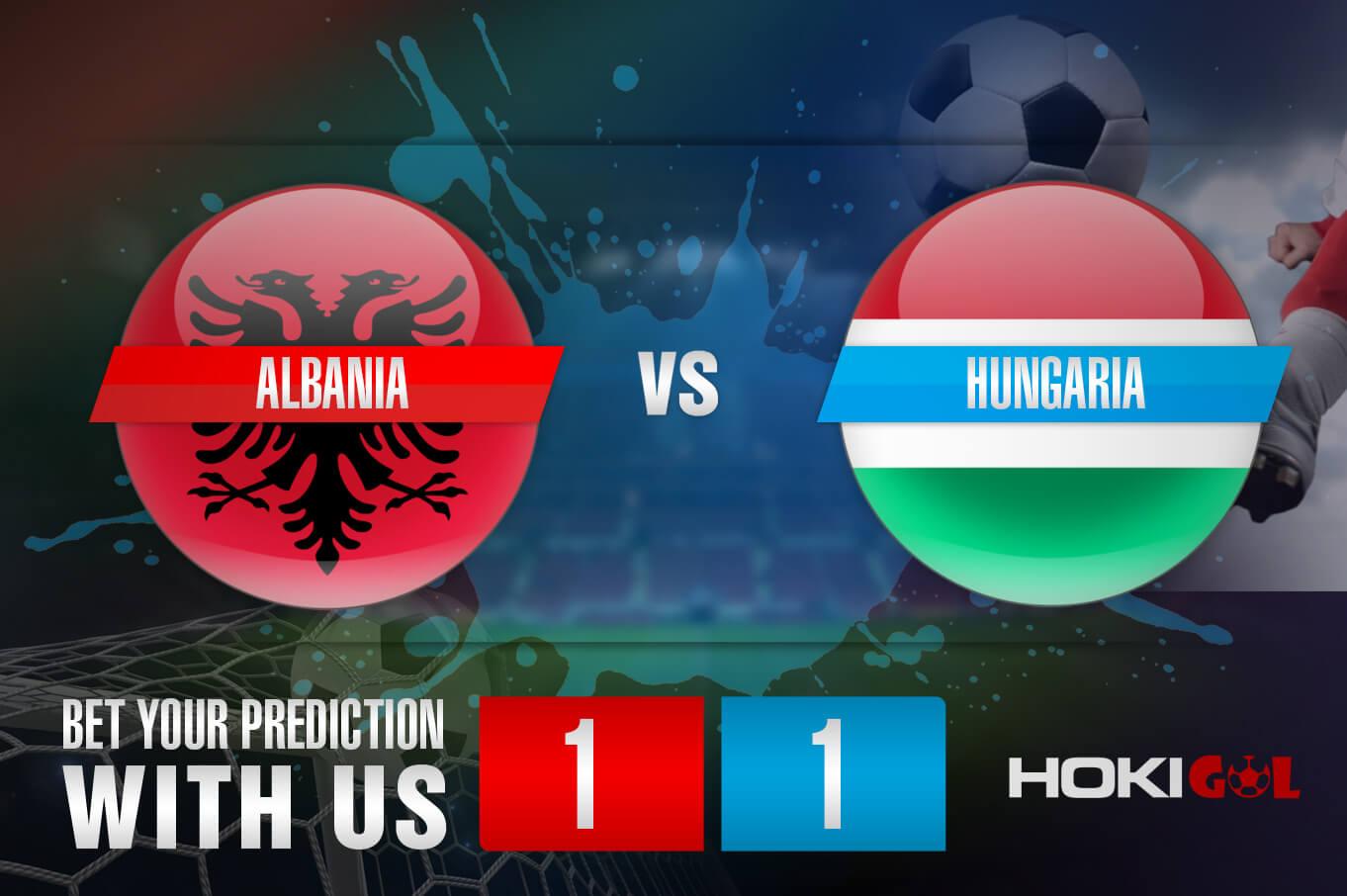 Prediksi Bola Albania Vs Hungaria 5 September 2021