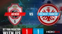 Prediksi Bola Antwerp Vs Eintracht Frankfurt 30 September 2021