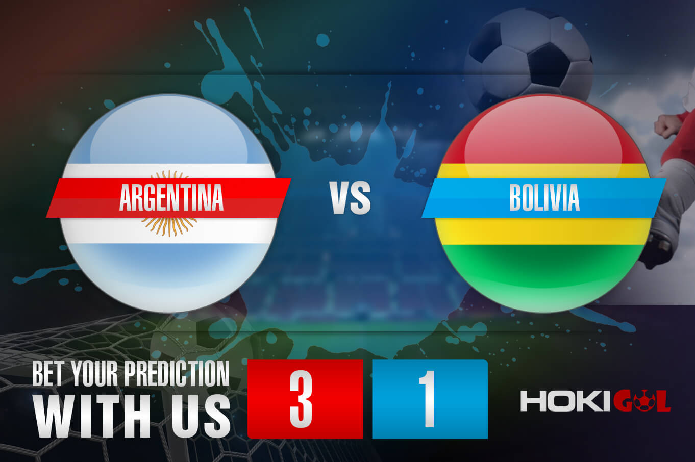 Prediksi Bola Argentina Vs Bolivia 10 September 2021