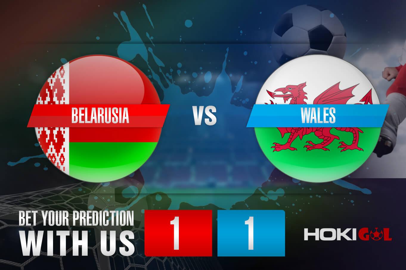 Prediksi Bola Belarusia Vs Wales 5 September 2021