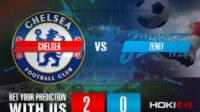 Prediksi Bola Chelsea Vs Zenit 15 September 2021
