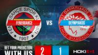 Prediksi Bola Fenerbahce Vs Olympiakos 30 September 2021