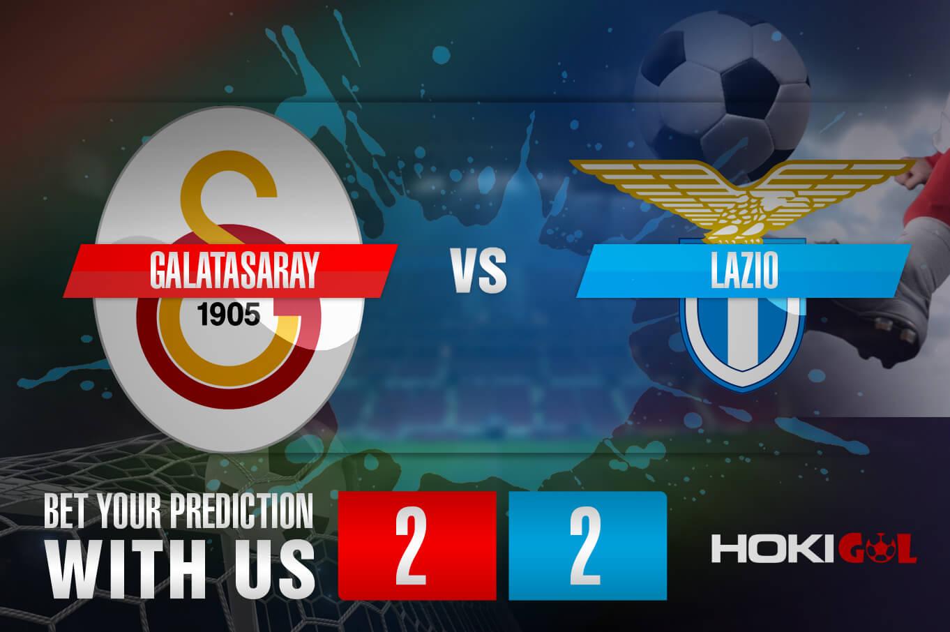 Prediksi Bola Galatasaray Vs Lazio 16 September 2021