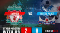 Prediksi Bola Liverpool Vs Crystal Palace 18 September 2021