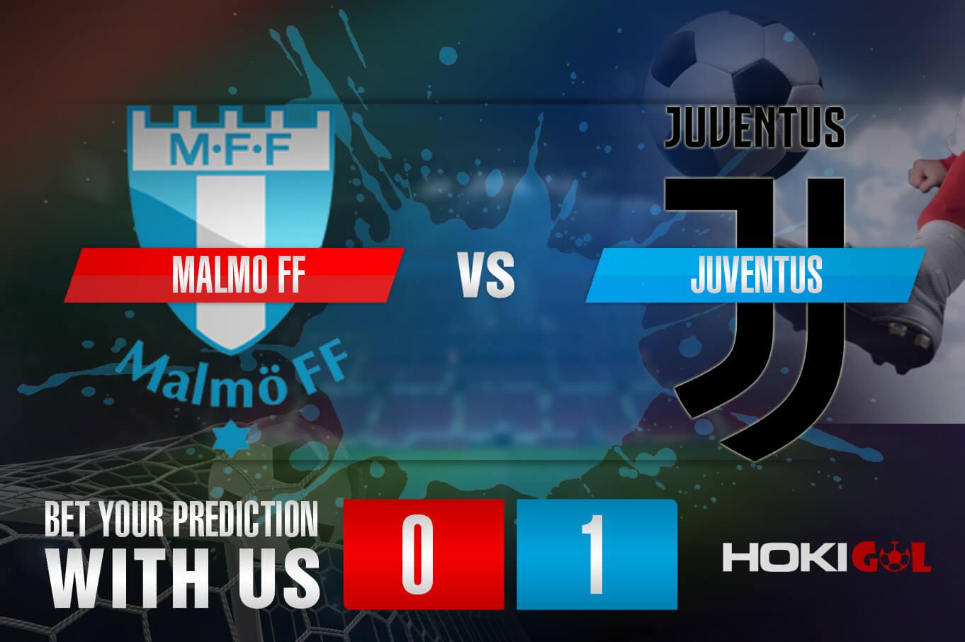 Prediksi Bola Malmo FF Vs Juventus 15 September 2021