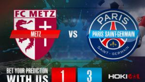 Prediksi Bola Metz Vs Paris Saint-Germain 23 September 2021