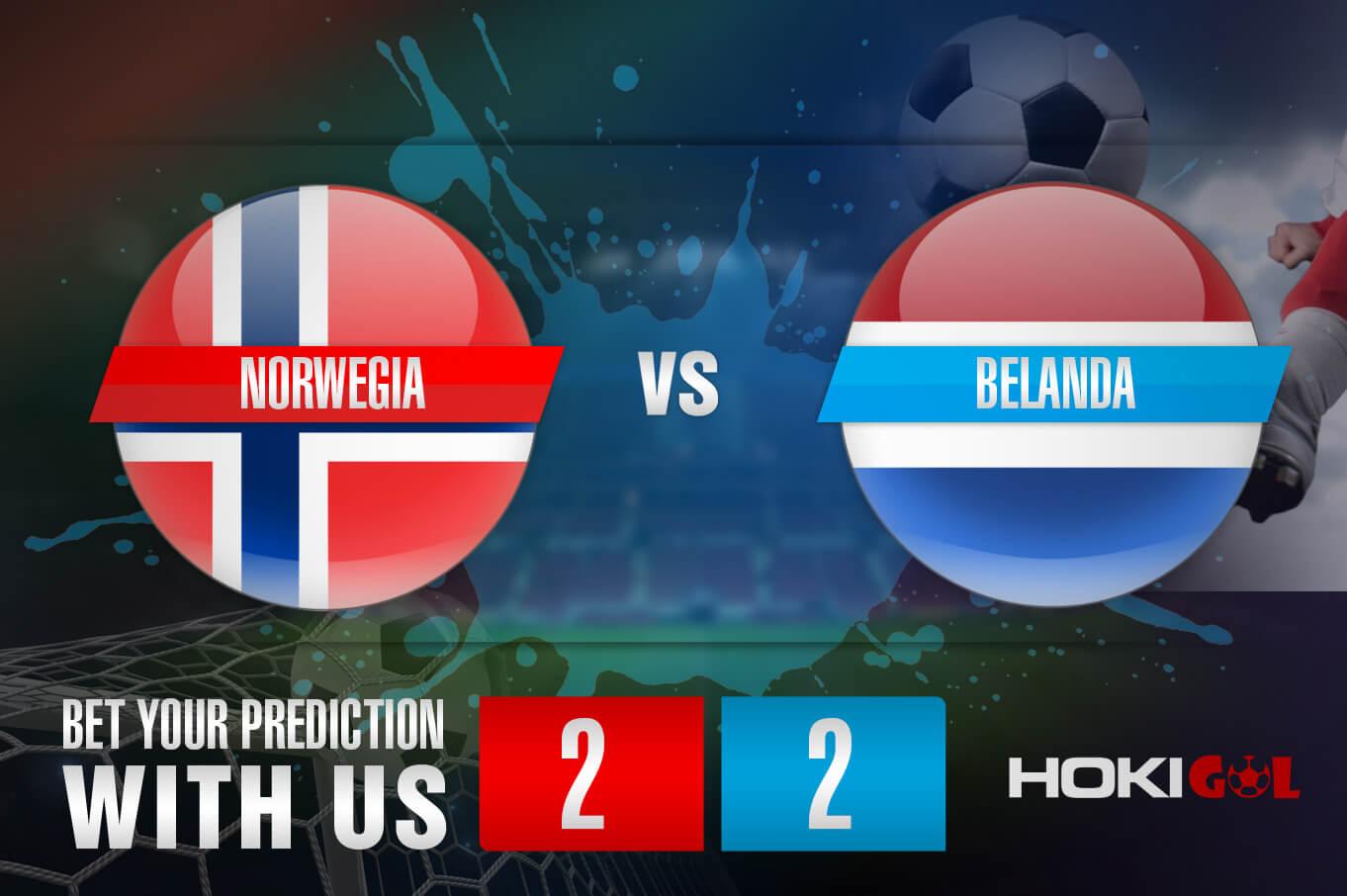 Prediksi Bola Norwegia Vs Belanda 2 September 2021