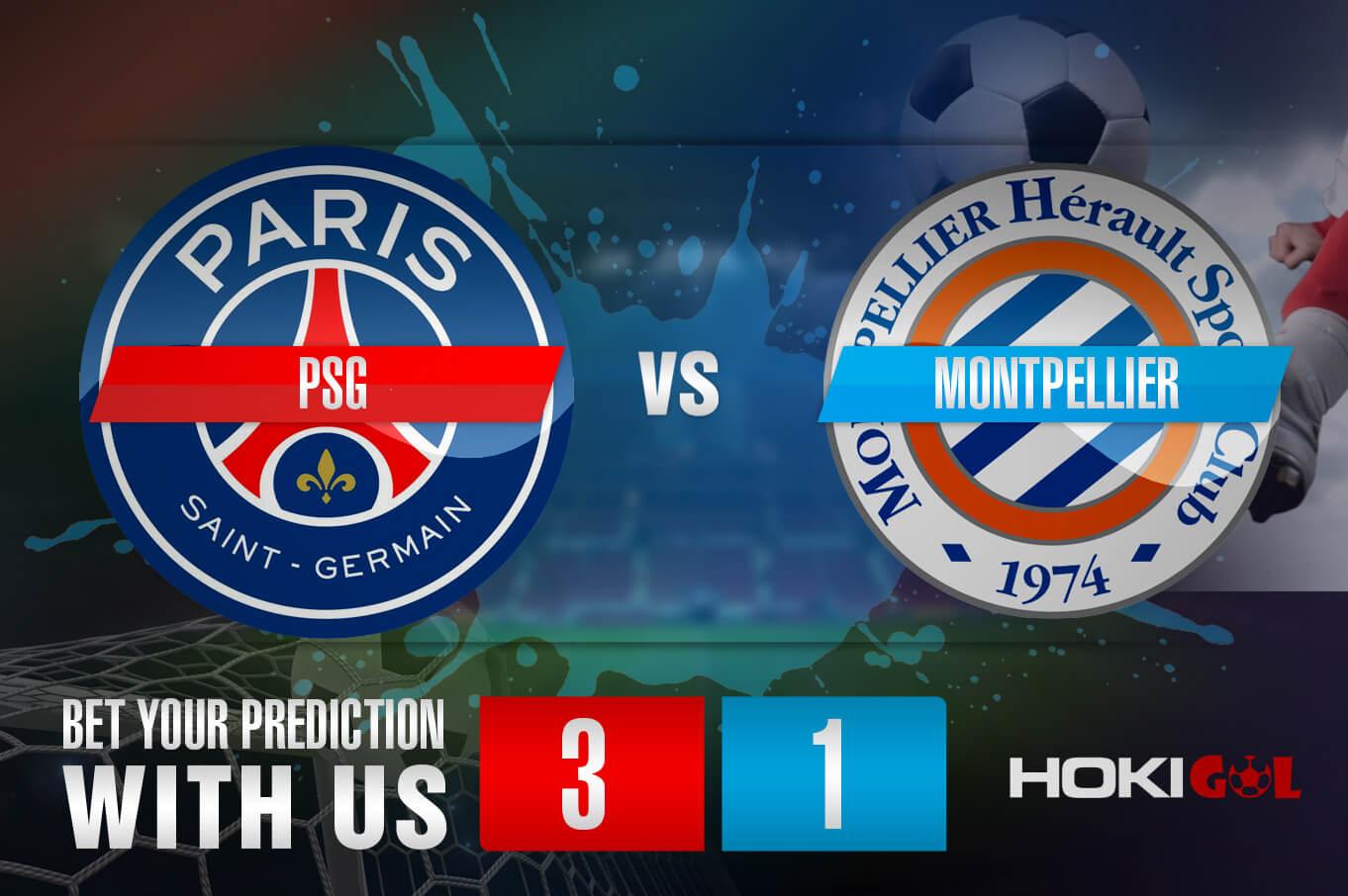 Prediksi Bola PSG Vs Montpellier 26 September 2021