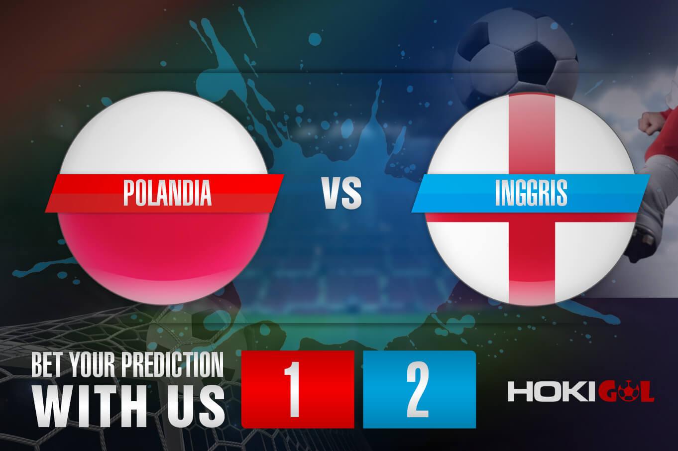 Prediksi Bola Polandia Vs Inggris 9 September 2021