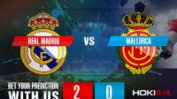 Prediksi Bola Real Madrid Vs Mallorca 23 September 2021