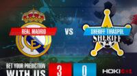Prediksi Bola Real Madrid Vs SheriFF Tiraspol 29 September 2021