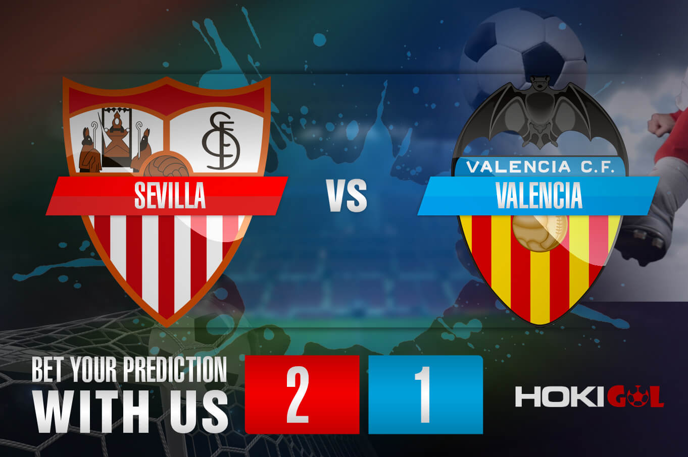 Prediksi Bola Sevilla Vs Valencia 23 September 2021