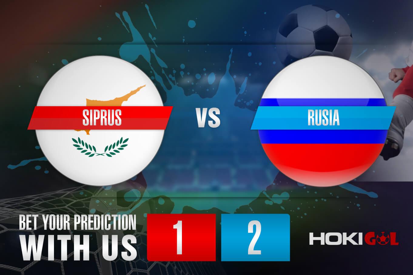 Prediksi Bola Siprus Vs Rusia 4 September 2021