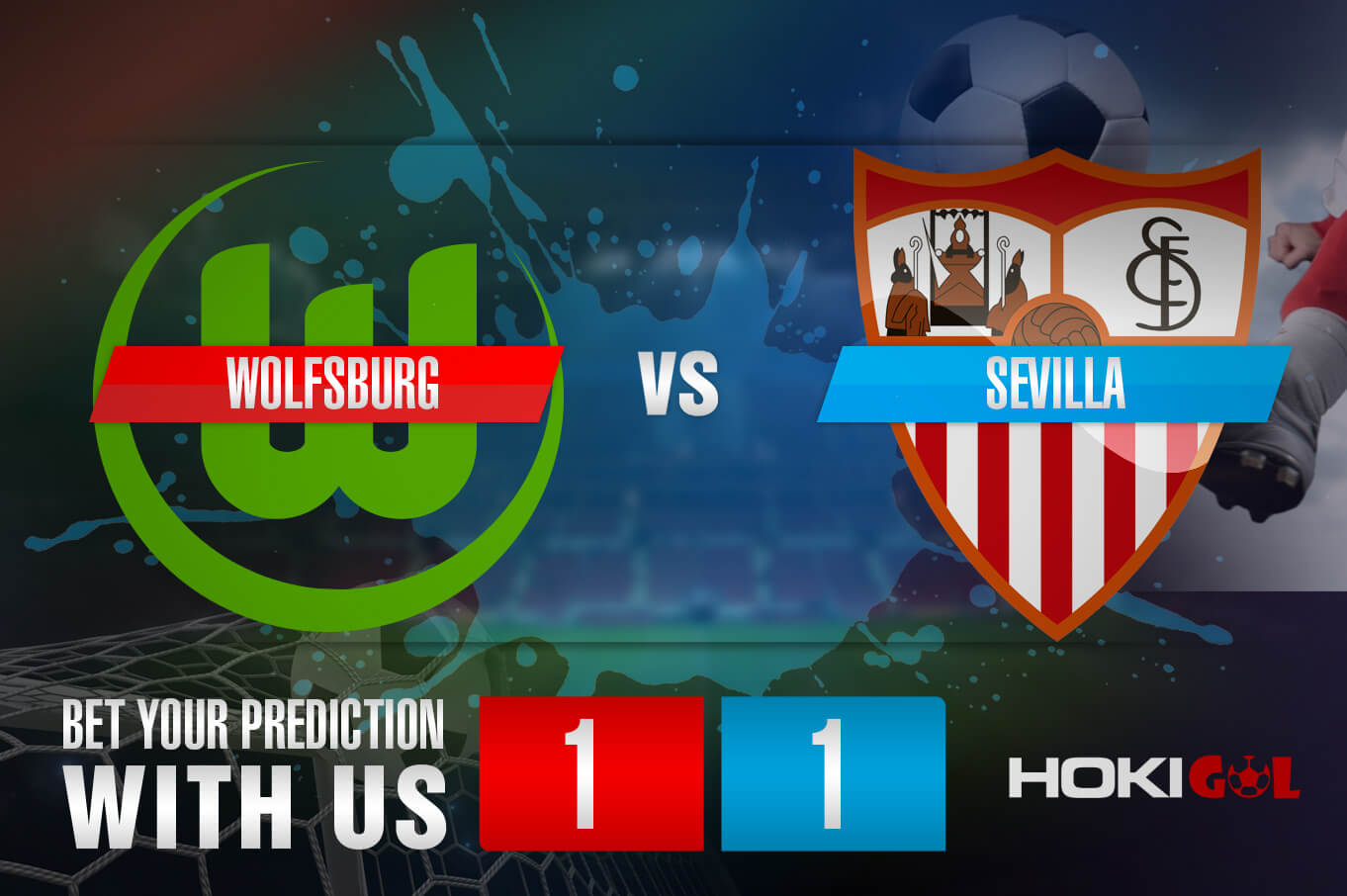 Prediksi Bola Wolfsburg Vs Sevilla 30 September 2021