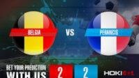 Prediksi Bola Belgia Vs Perancis 7 Oktober 2021