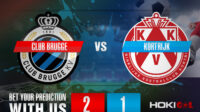 Prediksi Bola Club Brugge Vs Kortrijk 16 Oktober 2021