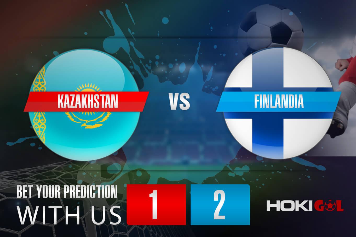 Prediksi Bola Kazakhstan Vs Finlandia 12 Oktober 2021