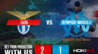 Prediksi Bola Lazio Vs Olympique Marseille 21 Oktober 2021