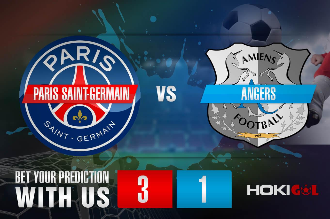Prediksi Bola Paris Saint-Germain Vs Angers 16 Oktober 2021