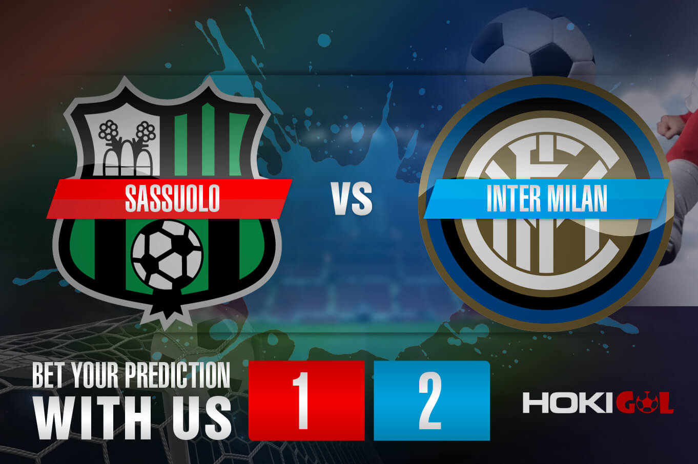 Prediksi Bola Sassuolo Vs Inter Milan 3 Oktober 2021