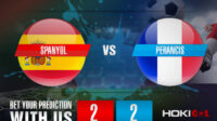 Prediksi Bola Spanyol Vs Perancis 11 Oktober 2021